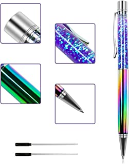 diy floating glitter pen
