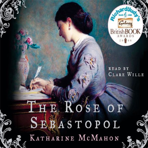 The Rose of Sebastopol audiobook cover art