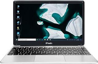 Portatil, iProda Ordenador Portatil 14 Pulgadas Intel Celeron 5205U, 1.90GHz, Windows10 Pro Ordenador Portatil, 8GB RAM 25...