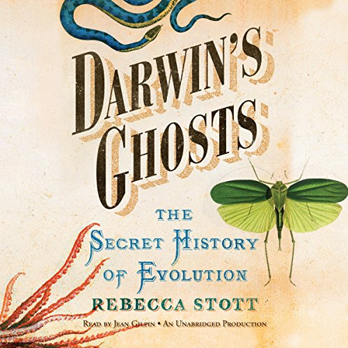 Darwin's Ghosts cover art