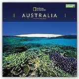 Australia National Geographic Square Wall Calendar 2022