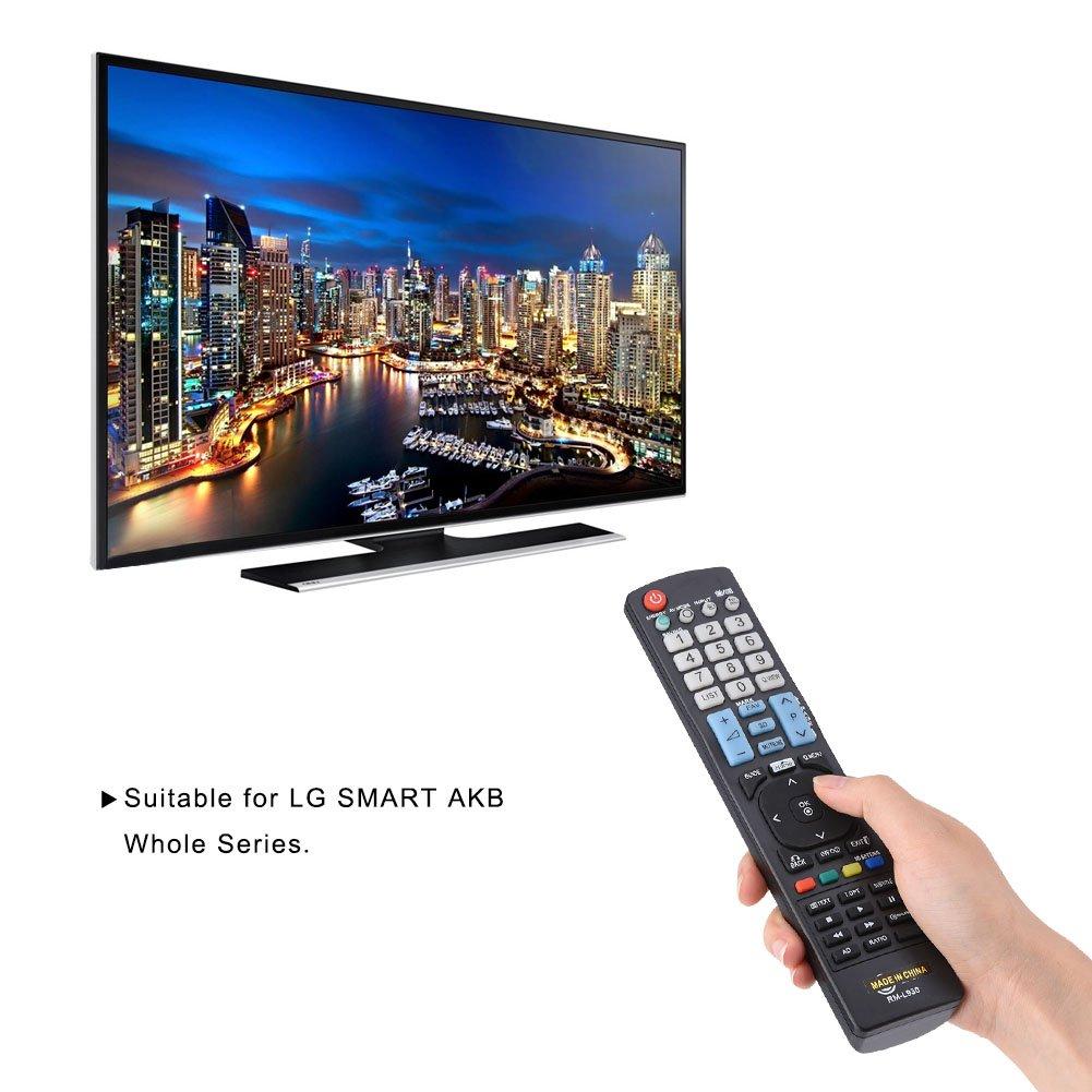 Control Remoto LG TV, Control Remoto Inteligente de reemplazo de ...