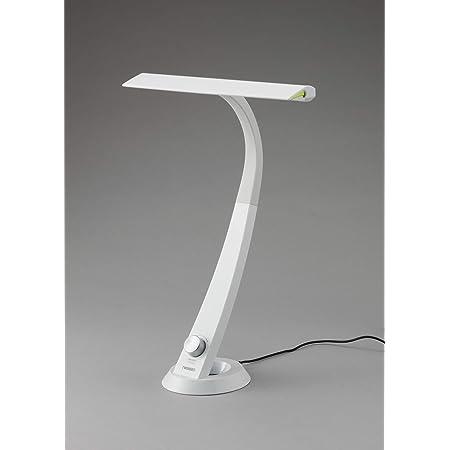 TWINBIRD LEDデスクライト Airled ホワイト LE-H841W