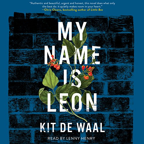 My Name Is Leon audiobook cover art