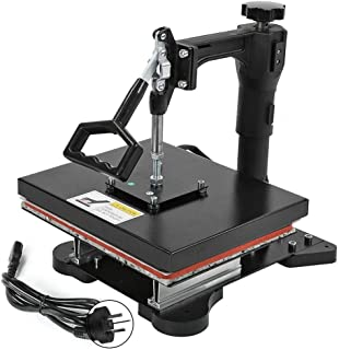 Durable Digital T-shirt Heat Press, High Pressure 600W T-shirt Heat Press, Simple Operation Practical Industry for T-shirt