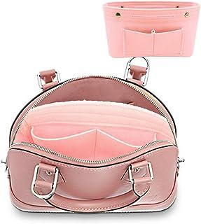 ec1ac6ec8452 Amazon.com  LEXSION Felt Handbag Organizer