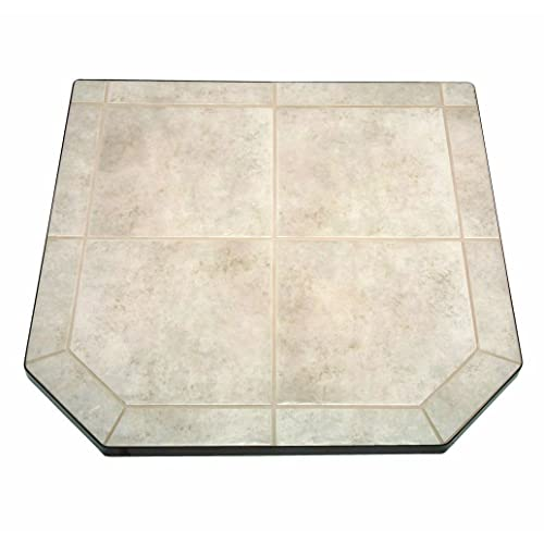 US Stove HS40DLCT1 American Classics Carmel Tile Hearth Pad, 40-Inch