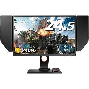 BenQ ゲーミングモニター ディスプレイ ZOWIE XL2540 24.5インチ/フルHD/DisplayPort,HDMI,DVI搭載/240Hz/1ms