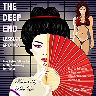 The Deep End: How Keiko Fell for Her Pretty Swimming Instructor audiobook cover art