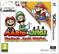 Characters from the Paper Mario universe - including Paper Mario, Princess Peach, Bowser and Toad jump out of a book and into the world of Mario & Luigi, resulting in hilarious and dangerous hijinks, trademarks of the Mario & Luigi franchise. Take ad...