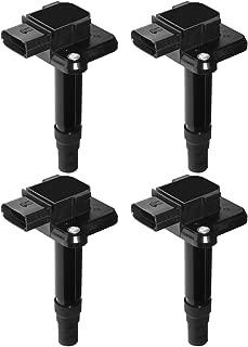 Set of 4 Ignition Coils for Audi Quattro S8 RS6 Volkswagen Beetle Golf Jetta 1.8L L4 4.2L V8 UF274 06B905115E