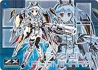 ラバープレイマット Z/X -Zillions of enemy X - 「各務原あづみ (IGOB)」