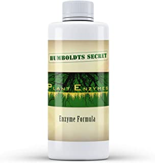 Humboldts Secret Plant Enzymes – Best Plant and Root Enzymes for Optimal Growth – 7000 Active Units of Enzyme per Milliliter – Quality Plant Food and Plant Fertilizer – Highly Concentrated – 2 Ounce