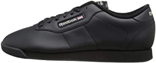 Reebok Women's Princess Aerobics Shoe, Black, 6 M