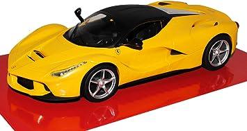 Mattel Ferrari Laferrari Coupe Gelb Schwarz Ab 2013 1 24 Hot Wheels Modell Auto Mit Individiuellem Wunschkennzeichen Amazon De Spielzeug