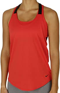 Nike Women's Elastika Solid Tank Top