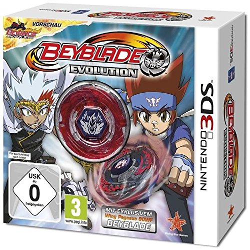 BEYBLADE: Evolution Collector's Edition (3DS)