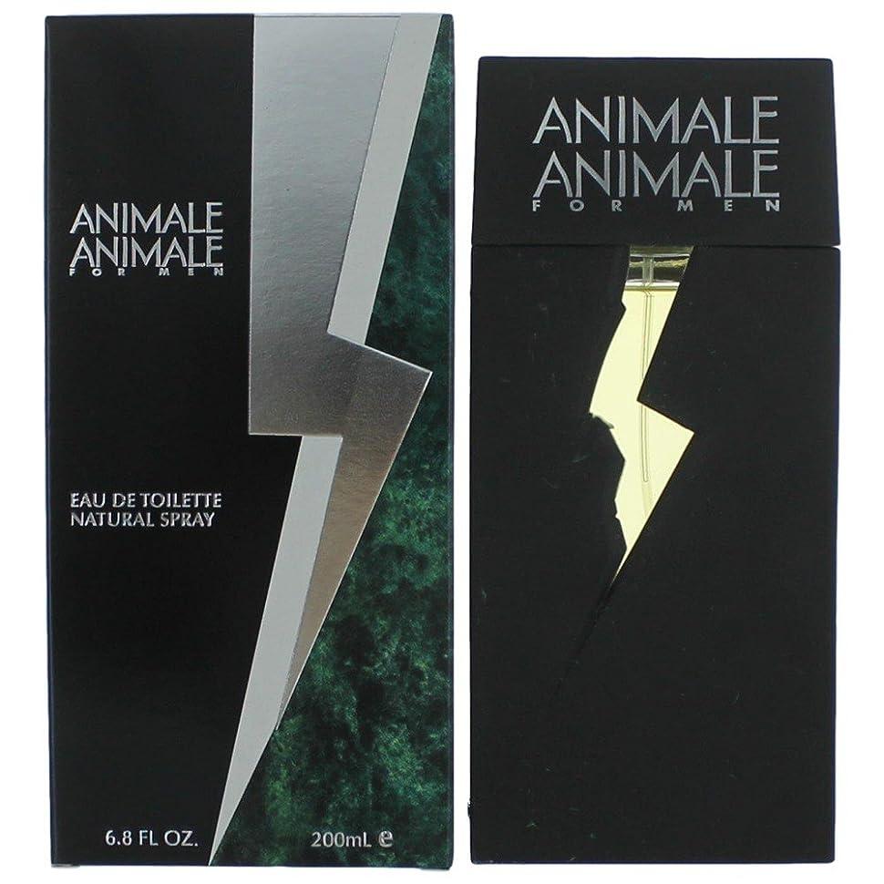 狂気ポゴスティックジャンプ好奇心アニマル ANIMAL アニマルアニマル フォーメン EDT スプレー 200ml ANIMAL【あす楽対応】 香水 メンズ フレグランス