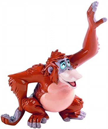 12383 - BULLYLAND - Walt Disney Le Livre de la Jungle - Figurine Roi Louis
