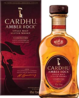Cardhu Amber Rock Single Malt Scotch Whisky 1 x 0.7 l
