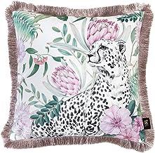 LF- Household Cushion Cotton Comfortable Material Cheetah Sofa Pillow Removable Sofa Cushions Grey Cushions Covers Cushion...