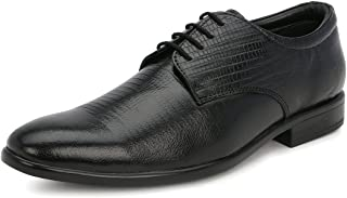 Escaro Everyday Wear Men's Formal Lace Up Dress Shoes