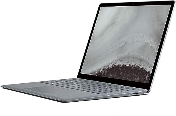 Microsoft Surface Laptop 2  34 29 cm  13 5 Zoll  Laptop  Intel Core i5  8GB RAM  128GB SSD  Win 10 Home  Platinum