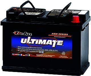 Deka 9AGM48 AGM Intimidator Battery