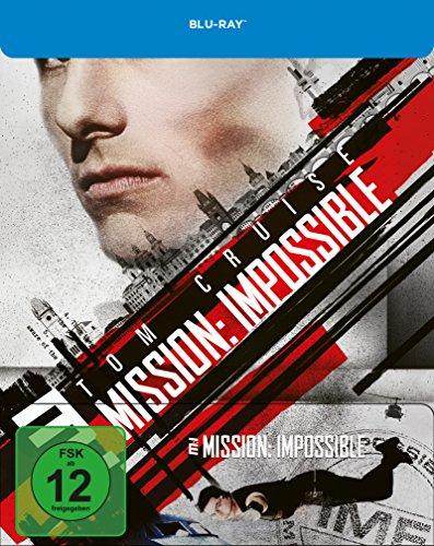 Produktbild von Mission: Impossible [Blu-ray] limitiertes Steelbook