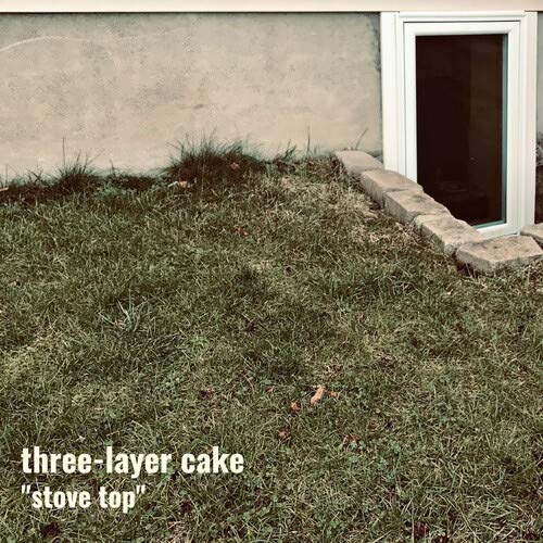 Album Art for Stove Top (Green Vinyl) by Three-Layer Cake