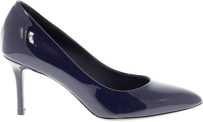 FABI Kvinnliga FD5065blå Blå Blå Blå läderpumpar  rättvisa priser