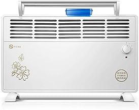 ZP-Heater Calefactor Eléctrico por infrarrojo, Emisor Térmico Fluido Bajo Consumo | 2000W | 6 Elementos | Auto Programable con Detector De Presencia | Compatible con