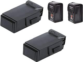 DJI 2 MAVIC AIR Intelligent Flight Battery Mavic Air accessories with 2 Battery Case