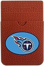 GameWear NFL Tennessee Titans Sticker Wallet, Brown, N/A