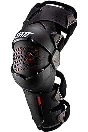 GladiolusA 1 Paio Ginocchiere Per Moto,Atv,Motocross,Motoslitta,Mountain Bike,Tutore Protettivo