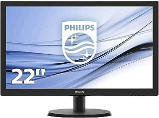 223V5LHSB2 21.5in LED VGA/HDMI (16:9) 1920x1080 Tilt Stand VESA