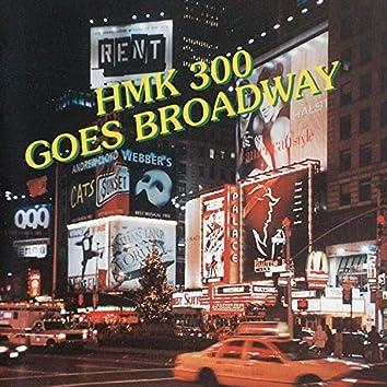 Heeresmusikkorps 300 Goes Broadway