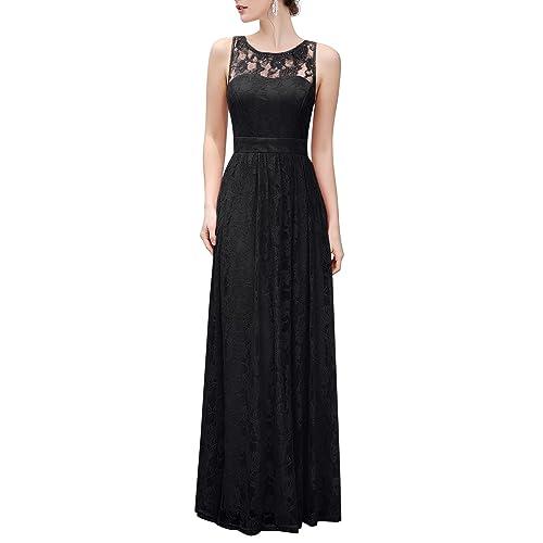 Women's Black Semi Formal Dresses: Amazon.com
