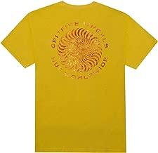 HUF x Spitfire Fire Swirl T-Shirt