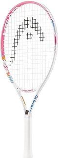 HEAD Maria 23 ジュニアテニスラケット (ホワイト/ピンク)