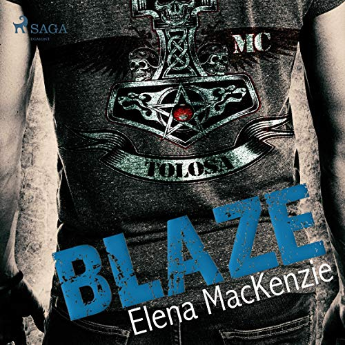 Blaze (German edition) cover art