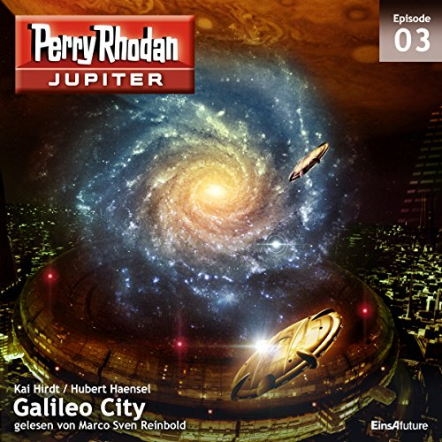 Galileo City cover art
