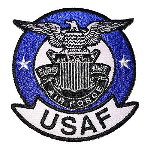 Lucky Patches, Aufnäher, Applikation, Aufbügler, Iron on Patch - Military, Militär, Armee, U.S. Army, Abzeichen, Emblem, Dienstgrade, Air Force, Marine - 7 x 7,5 cm