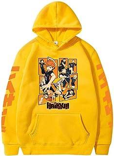 Anime Haikyuu Manga OYA OYA OYA Cotone Stampato Accoglienti Felpe Con Cappuccio Felpe Pullover Top
