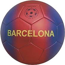 Junatoys Barcelona Balón fútbol, Hombre, Azul/Granate,