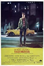 Taxi Driver Movie Poster US Version, Size 24x36