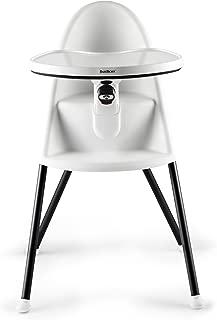 BABYBJORN High Chair, White by BabyBjテδカrn
