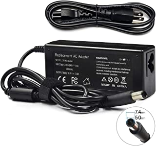 New 840 450 9480m 65W AC Adapter Laptop Charger for HP EliteBook Folio 9470m ProBook 430 G1 G2 440 455 645 650 655 250 255 EliteBook Revolve 810 G1 G2, 820 G1, 725 G2, 745 G2 [18.5V 3.5A]