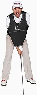 Golf Swing Shirt The Black #4 150-180 lbs Unisex Golf Training Aid Trainer