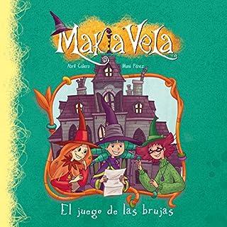 El juego de las brujas (Serie Makia Vela)